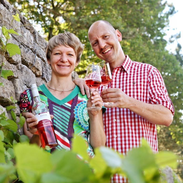 Das Weingut Weingut Lange Schloss Saaleck
