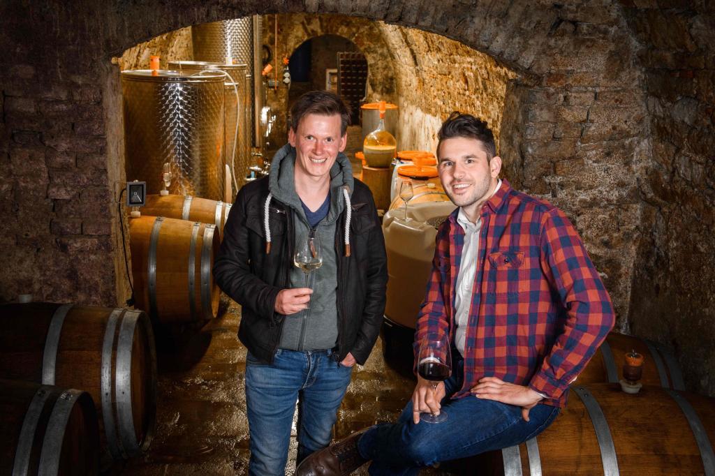 Das Weingut Siegmund & Klingbeil GbR