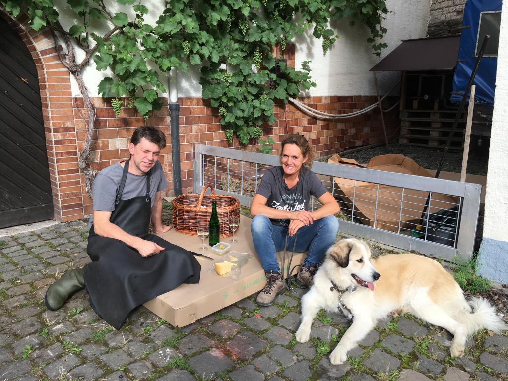 Das Weingut Weinbau Weißgerber